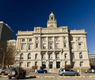 Tribunal do Condado de Polk Foto de Stock Royalty Free