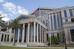 Tribunal du comté de Duval Image stock