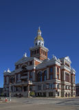 Tribunal Dubuque Iowa del condado de Dubuque Imagen de archivo