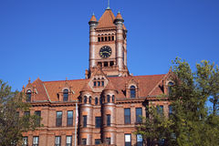 Tribunal em Wheaton fotos de stock