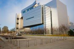 Tribunal federal Eugene Oregon imagens de stock royalty free