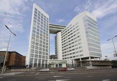 Tribunal Pénal international à la Haye Photos libres de droits