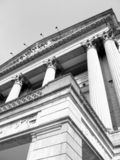 Tribunal Supremo imagen de archivo