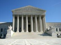 Tribunal Supremo Imagen de archivo libre de regalías