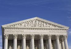 Tribunal Supremo Imágenes de archivo libres de regalías