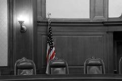 Tribunal Supremo Foto de archivo libre de regalías