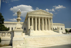 Tribunal Supremo Foto de archivo