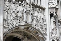 Tribunal Supremo BRITÁNICO Foto de archivo