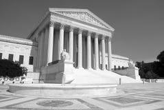 Tribunal Supremo de los E.E.U.U. Fotografía de archivo