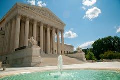 Tribunal Supremo de los E.E.U.U. Fotos de archivo libres de regalías