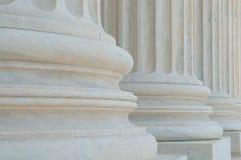 Tribunal Supremo de los E.E.U.U. Foto de archivo libre de regalías