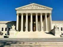 Tribunal Supremo de los Estados Unidos Imagen de archivo libre de regalías