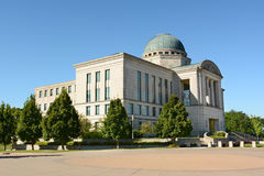 Tribunal Supremo Iowa Imagen de archivo