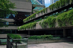 Tribunal, Vancôver BC, Canadá Imagens de Stock