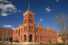 Tribunal velho do Flagstaff fotografia de stock royalty free