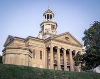 Tribunal viejo de Vicksburg fotos de archivo