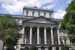 Tribunal viejo en Montreal Fotos de archivo