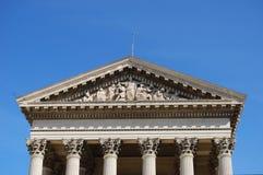 Tribunale Immagine Stock
