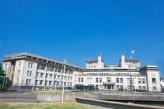 Tribunale criminale internazionale Iugoslavia ICTY fotografie stock