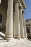 Tribunale dell'entrata Fotografie Stock
