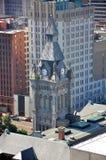 Tribunale della contea di Erie, Buffalo, New York immagine stock