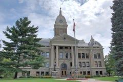 Tribunale della contea di Ingham immagini stock