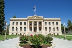 Tribunale della contea di Inyo Fotografia Stock Libera da Diritti