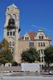 Tribunale della contea di Lackawanna in Scranton, Pensilvania immagini stock