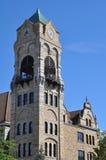 Tribunale della contea di Lackawanna in Scranton, Pensilvania immagini stock libere da diritti