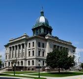Tribunale della contea di Manitowoc fotografie stock libere da diritti