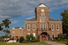 Tribunale della contea di Meigs Fotografia Stock
