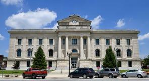 Tribunale della contea di Miami fotografia stock