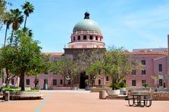 Tribunale della contea di Pima immagini stock libere da diritti