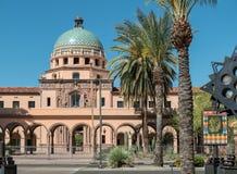 Tribunale della contea di Pima in Tucson, Arizona immagine stock