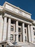 Tribunale della contea in Prescott, Arizona fotografia stock libera da diritti