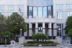 Tribunale di contea di Orange, Orlando, Florida immagine stock libera da diritti