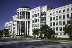 Tribunale di Scott E Matheson, tribunale dello stato dell'Utah Fotografia Stock Libera da Diritti