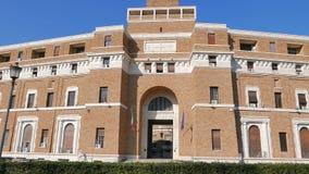 Tribunale di Sorveglianza. (supervisory review co. Urt) Rome, Italy. Video. UltraHD (4K stock video