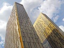 Tribunale Europeo di giustizia Immagine Stock Libera da Diritti