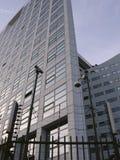 Tribunale militare internazionale Fotografia Stock