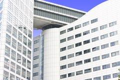 Tribunale Penale internazionale, L'aia immagine stock libera da diritti