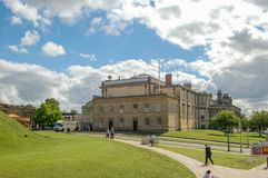 Tribunale penale York Inghilterra di York immagini stock