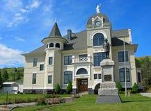 Tribunale rurale della contea Immagine Stock