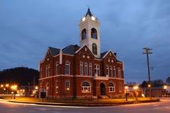 Tribunale storico della contea di Union fotografia stock libera da diritti
