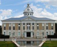 Tribunale storico di Bartow vecchio, Bartow, Florida Fotografie Stock Libere da Diritti