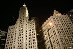 Tribune Buiding Chicago stock image