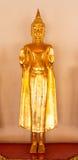 Tribune gouden Boedha in tempel Thailand Royalty-vrije Stock Fotografie