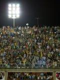 tribune karnawałowa Rio. Zdjęcia Stock