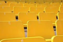Tribune stadium Royalty Free Stock Photography