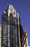 Tribune Tower Stock Photography